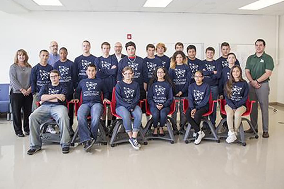 BOCES P-TECH Program Design Challenge Participants