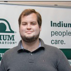 Headshot of Indium Intern Matthew Clark
