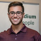 Headshot of Indium Intern Phillip Nackley