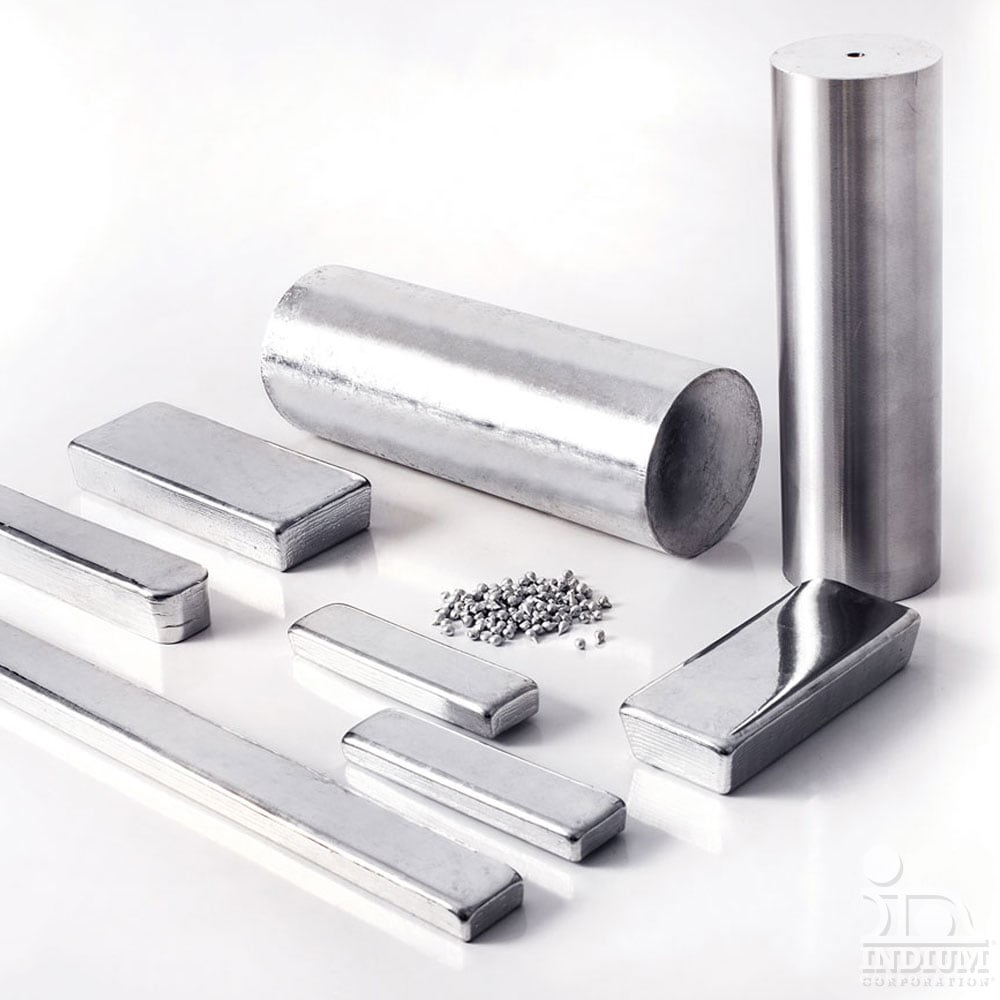 Indium Corporation has the production capability to deliver levels of up to 99.999%-pure (5N) tin. Testing is available upon request for specific impurities.