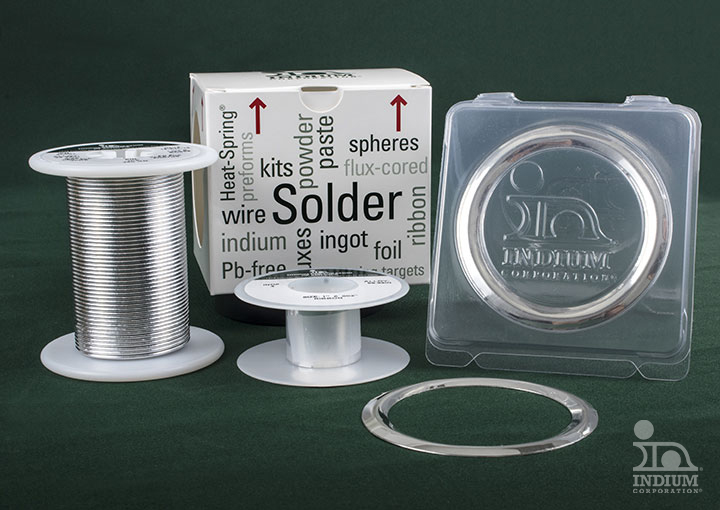 Indium Wire Packaging