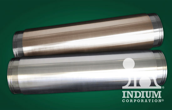Indium and Copper-Gallium Rotatable Targets