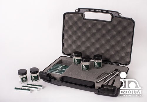 Solder Alloys Wire Kit