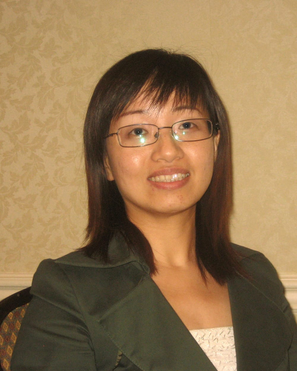 Photo of Daisy Huang